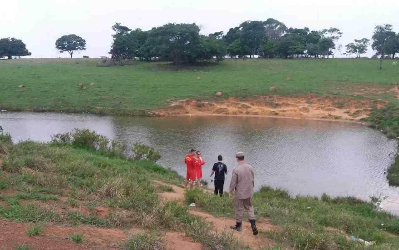 Saída de trio de adolescentes para banho em represa terminou em tragédia | Foto: Reprodução