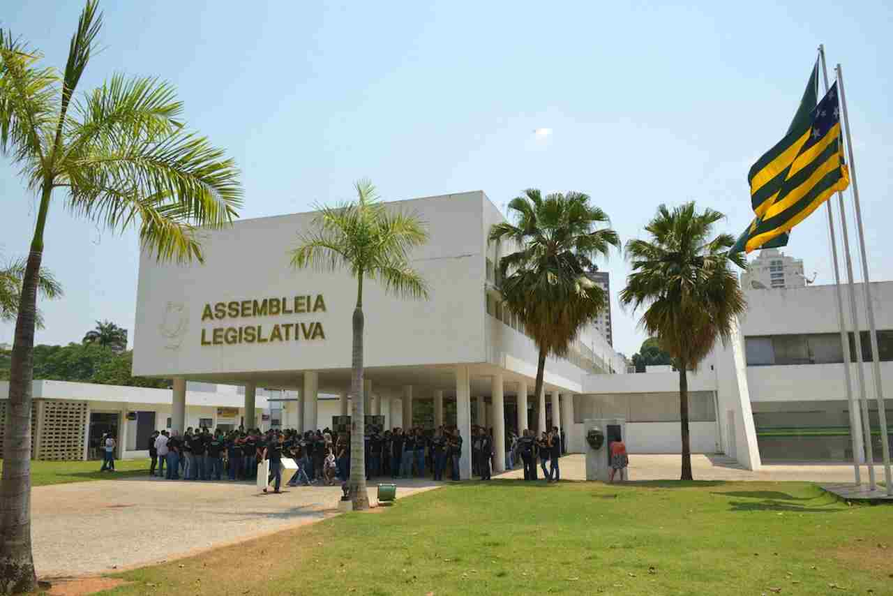 A Assembleia Legislativa é o local de trabalho dos deputados estaduais | Foto: divulgação