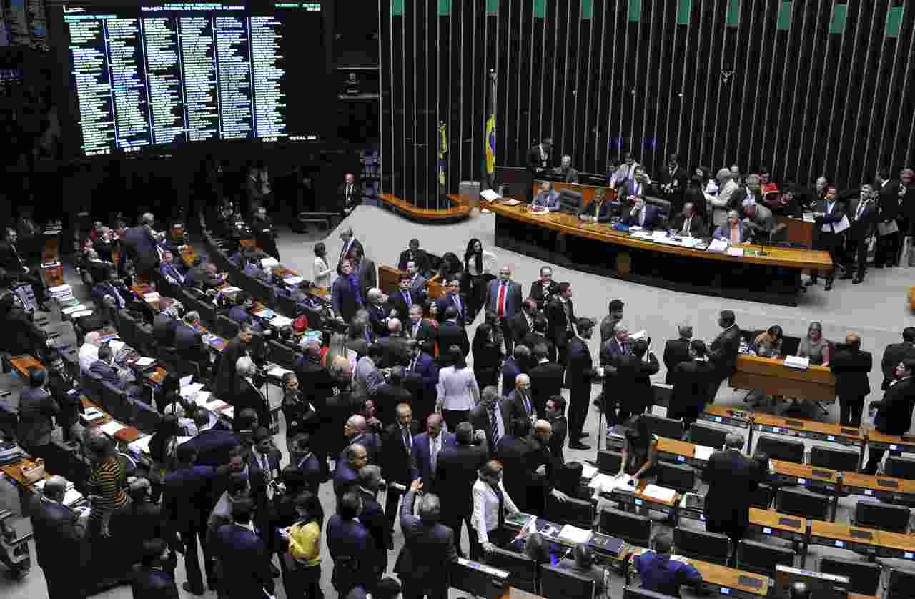 Além do Senado Federal, a Câmara dos Deputados também constitui o Congresso Nacional | Foto: divulgação