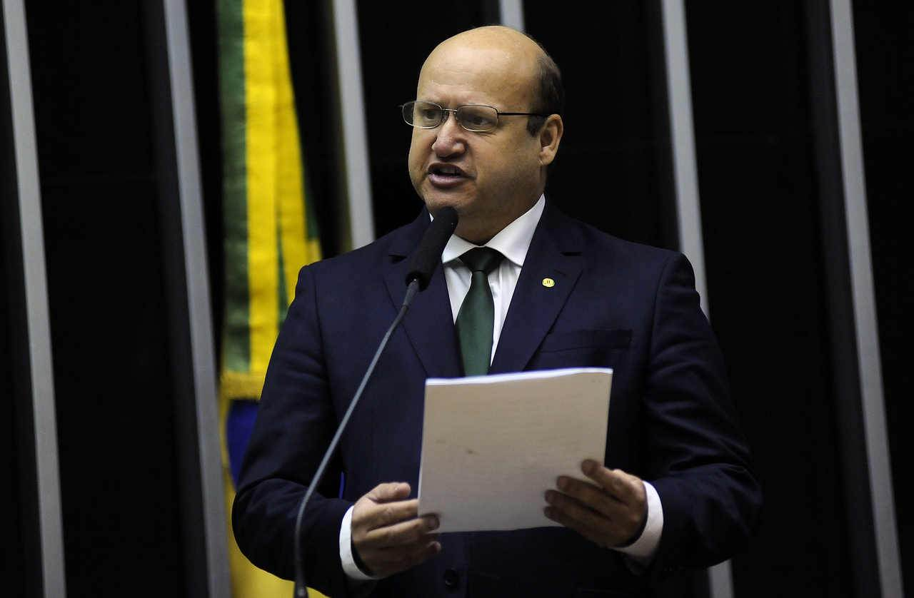 Giuseppe Vecci não conseguiu reeleição à Câmara dos Deputados em 2018 | Foto: Reprodução