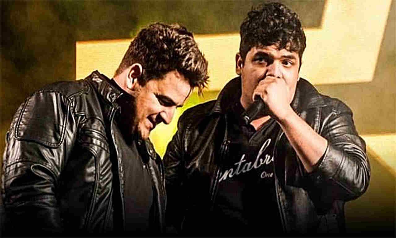Fábio & Guilherme, irmãos sertanejos que morreram em acidente | Foto: Reprodução