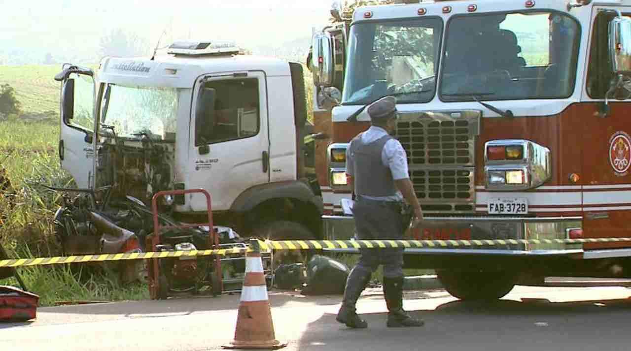 Tragédia: Irmãos de dupla sertaneja conhecidos como Gordinhos morrem em acidente de carro | Foto: Reprodução/EPTV