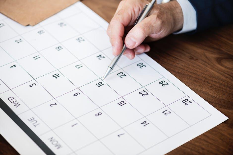 Feriados de 2019: lista completa de datas nacionais e municipais em Goiânia | Foto: Pexels