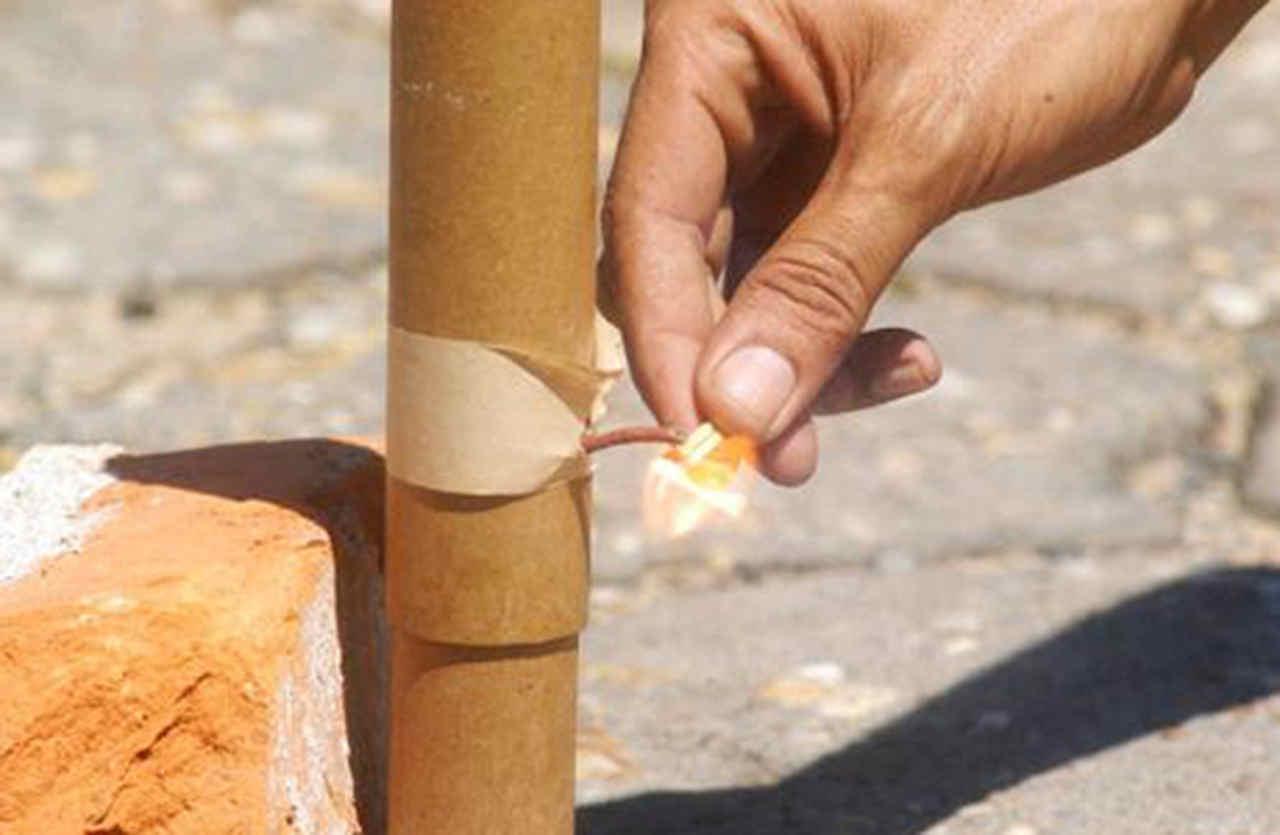 Câmara aprova proibição de fogos de artifício em Goiânia | Foto: Reprodução