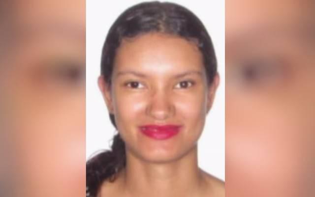 Géssika Souza dos Santos, encontrada morta na Praça do Trabalhador era mãe de duas filhas | Foto: Reprodução