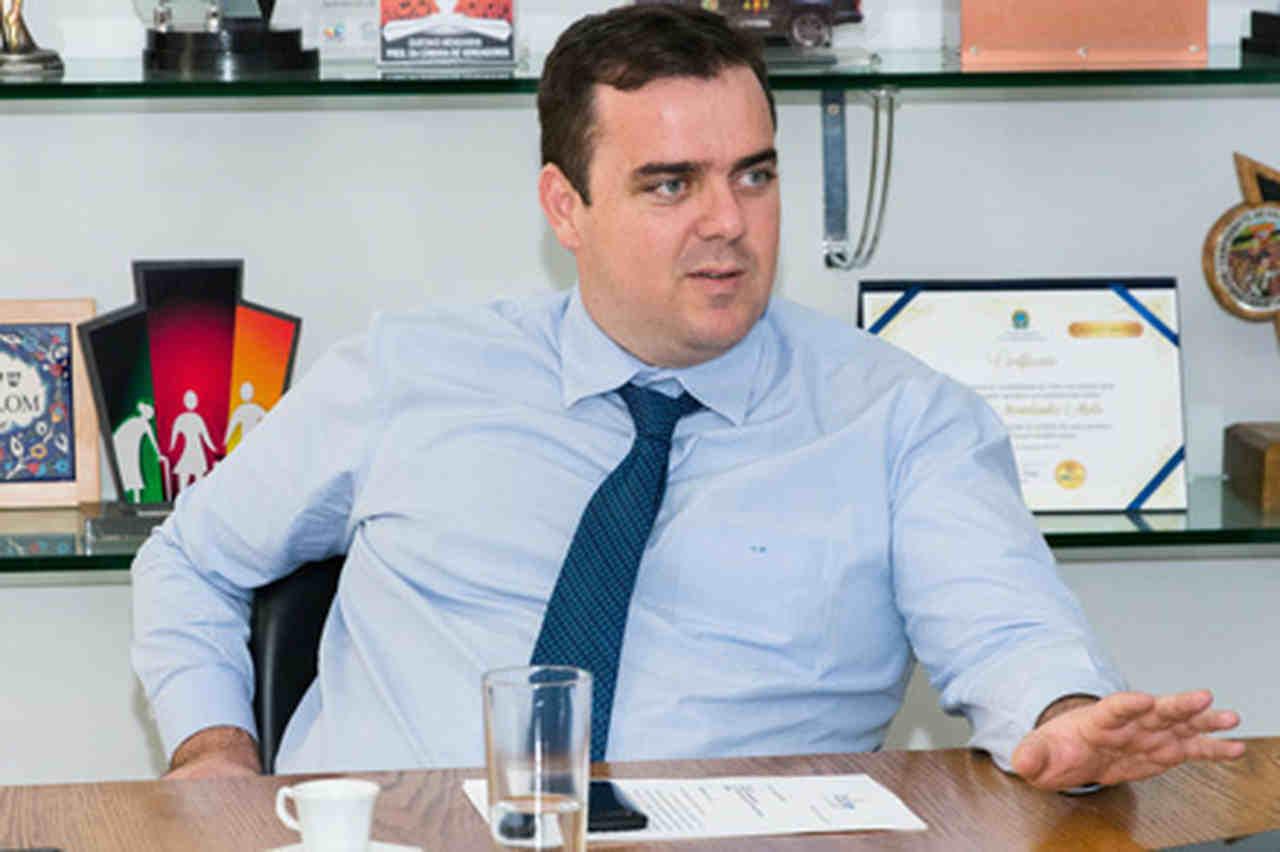 Reforma administrativa na gestão Mendanha é prevista para logo em breve | Foto: Reprodução