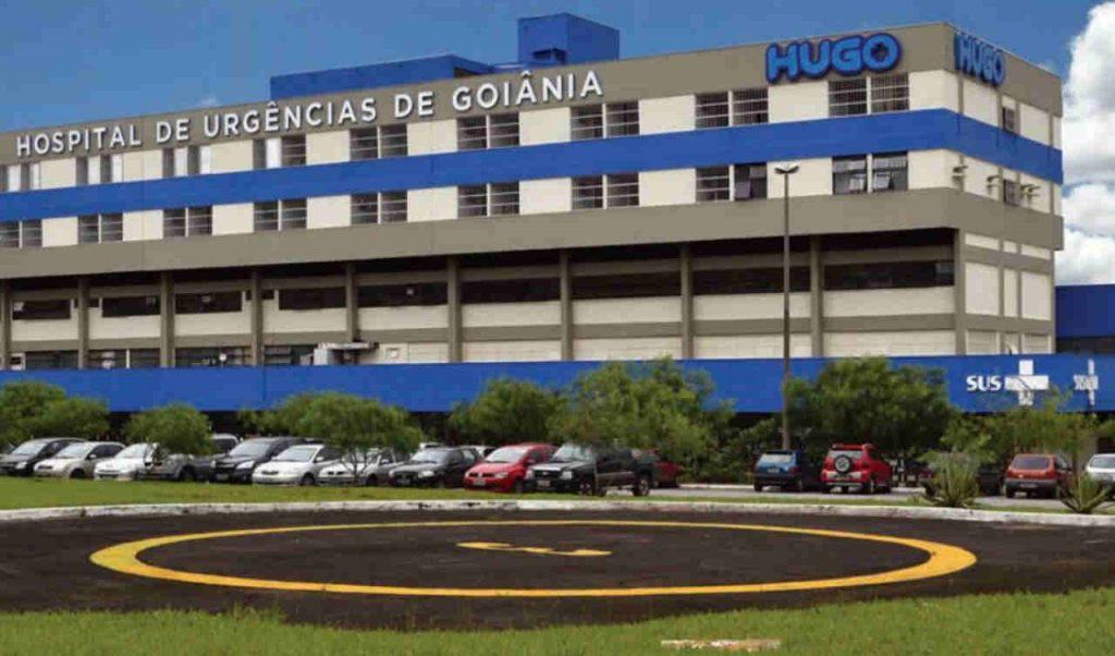 A Superintendência Regional do Trabalho no Estado de Goiás (STRE/GO) determinou suspenção do hospital por problemas de insumos | Foto: Reprodução