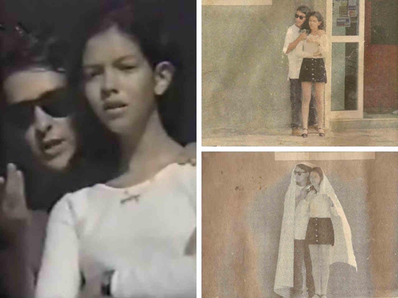 Fotos da época registraram sequestro da sobrinha de Antônio Carlos Magalhães (ACM) por Leonardo Pareja | Fotos: Arquivo do jornalista Adilson Simas