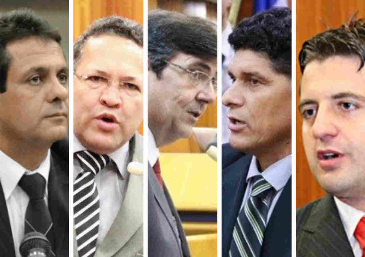 Veja quem serão os novos vereadores depois das Eleições 2018 | Foto: Montagem