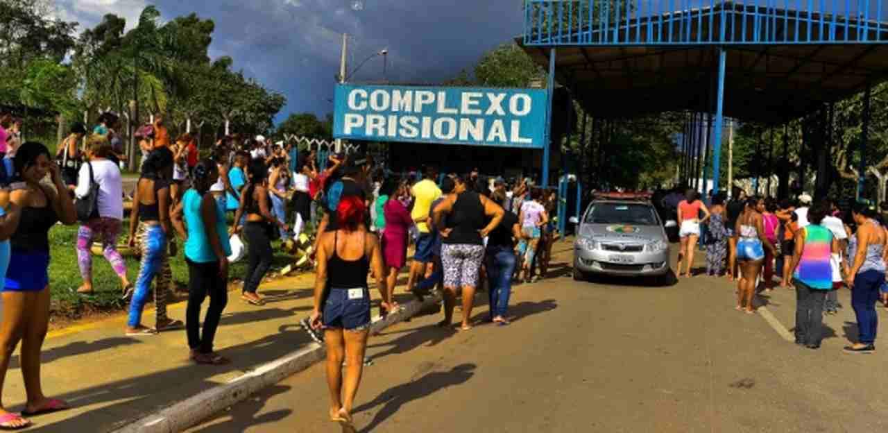 Penitenciária Odenir Guimarães (POG) | Foto: Reprodução