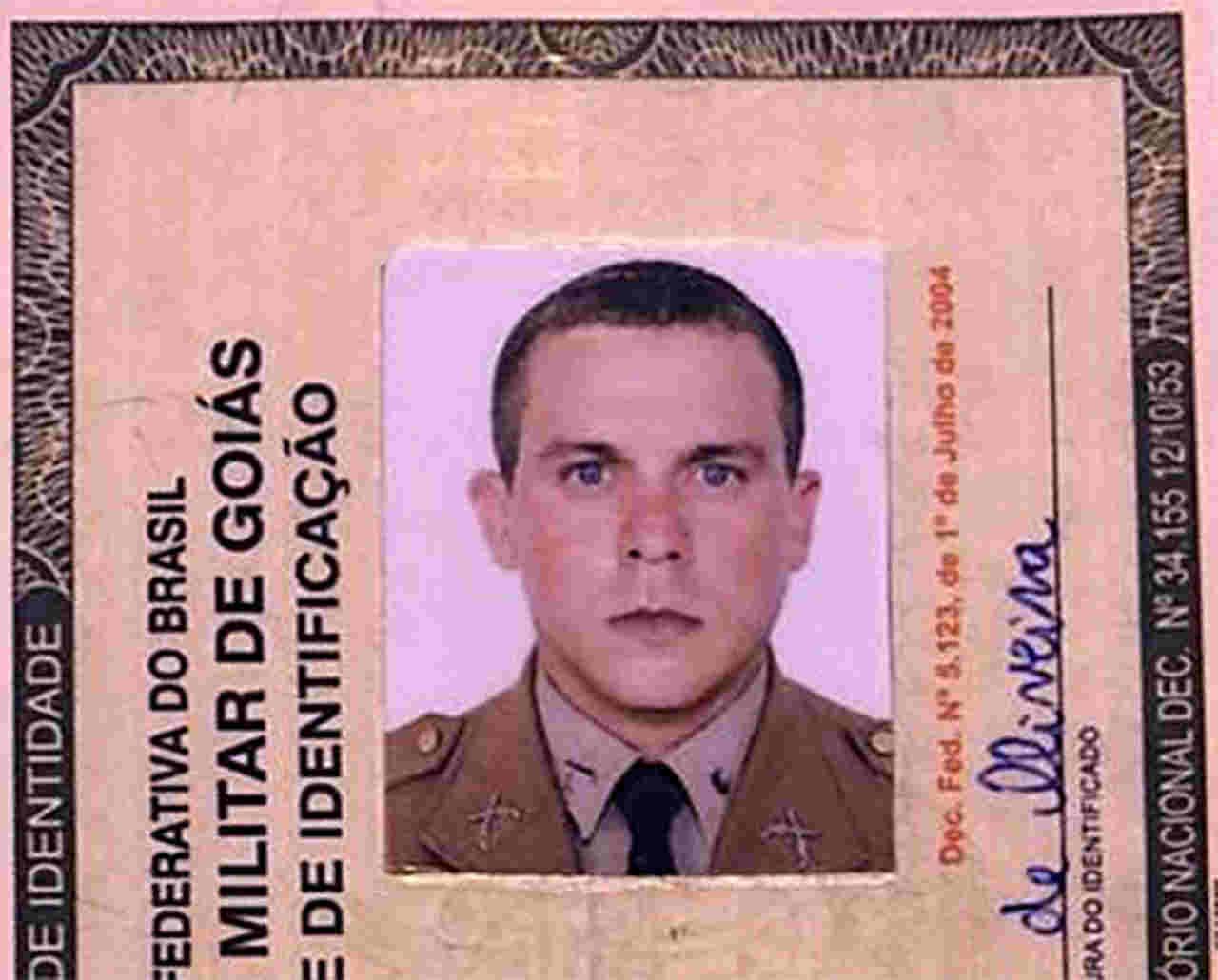 Soldado de 3ª classe Flávio Farias de Oliveira, de 31 anos, matou amigo com um disparo acidental e depois tirou a própria vida | Foto: Reprodução