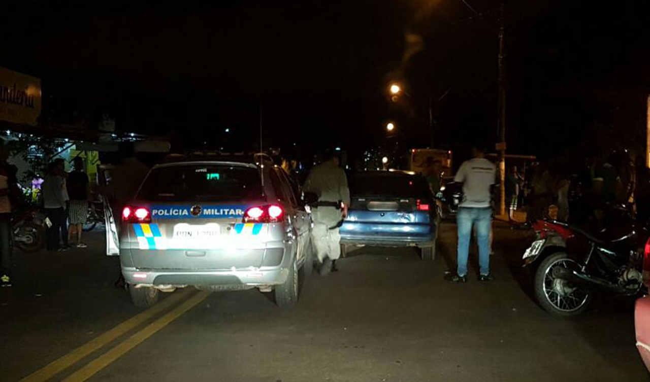 Homem que portava tornozeleira eletrônica tentou assaltar vítima e acabou baleado por policias no Parque das Laranjeiras | Foto Ilustrativa/Reprodução