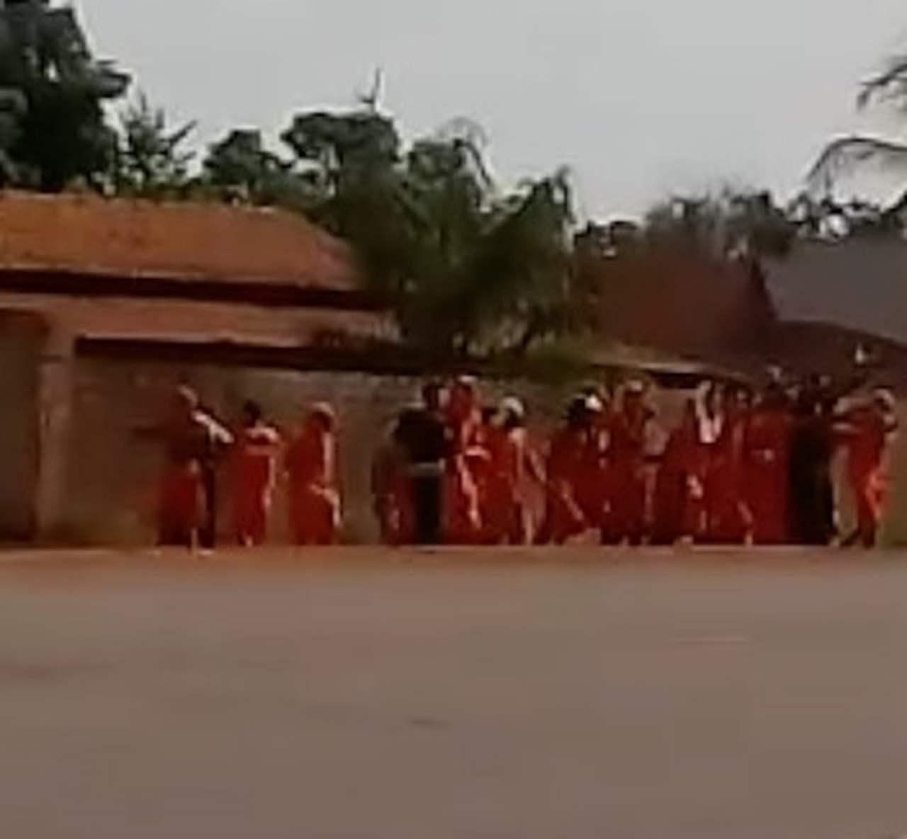 Rebelião em Araguaína, interior do Tocantins, causa fuga de detentos e deixa agentes feridos | Foto: Reprodução