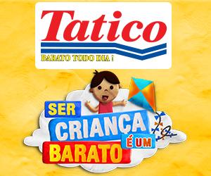 Dia das Crianças Tatico – 300×250