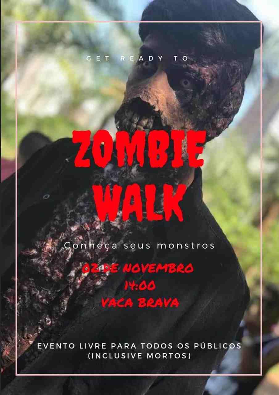 Zombie Walk Goiânia 2018 | Foto: Divulgação