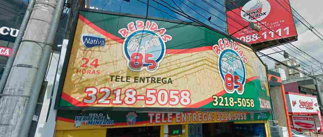 Bebidas 85: 24 horas em Goiânia | Foto: Divulgação