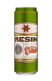 Com 9,1 % de teor alcoólico, a norte americana Resin ressalta o amargor do lúpulo com notas cítricas, resinosas, caramelo e herbal | Foto: divulgação