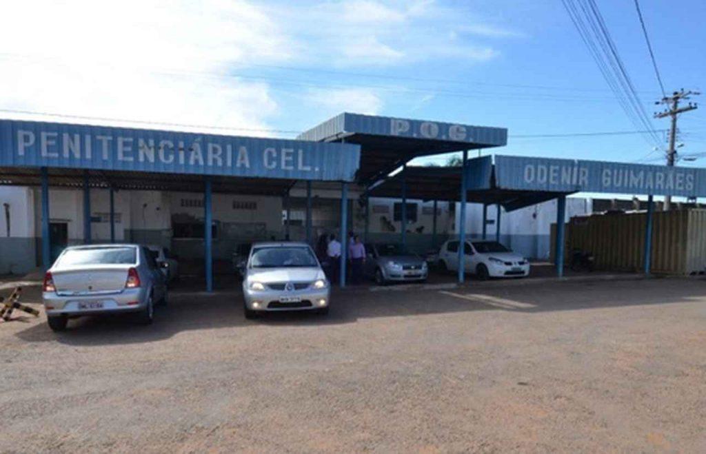Os detentos do presídio estão sem água até para beber, relatou familiares ao FZ | Foto: Reprodução