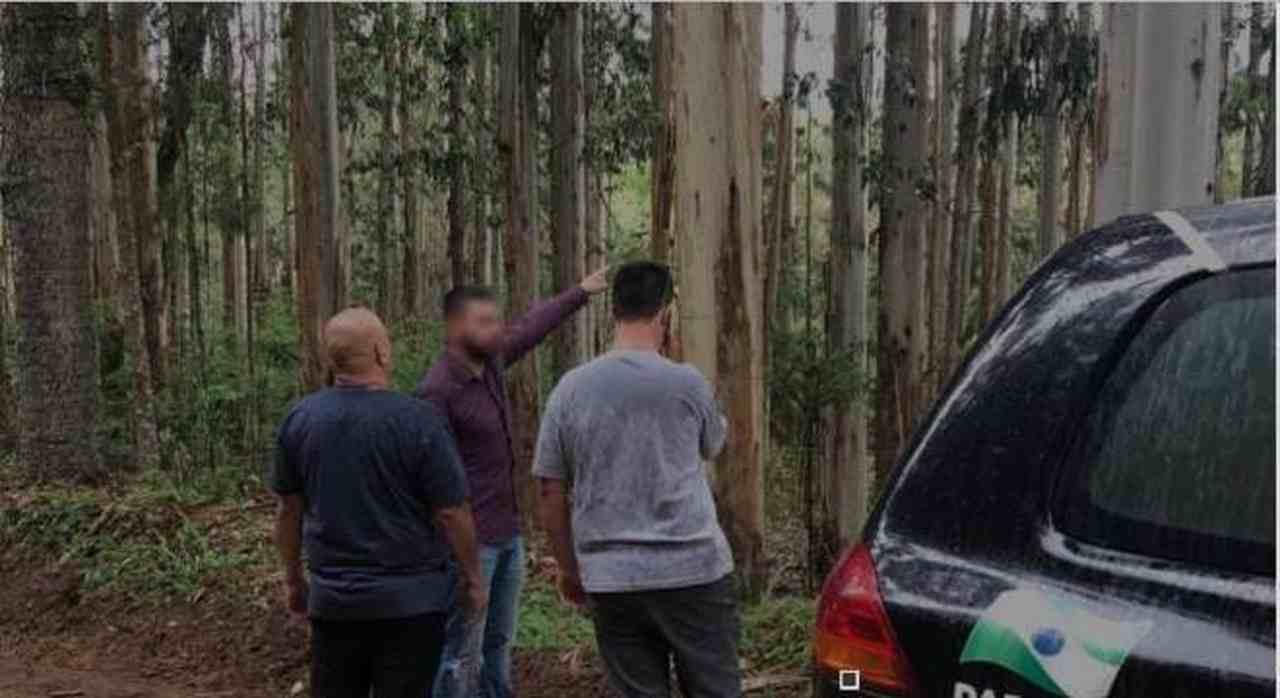Edson conta à Polícia Civil onde deixou o corpo de Daniel | Foto: reprodução