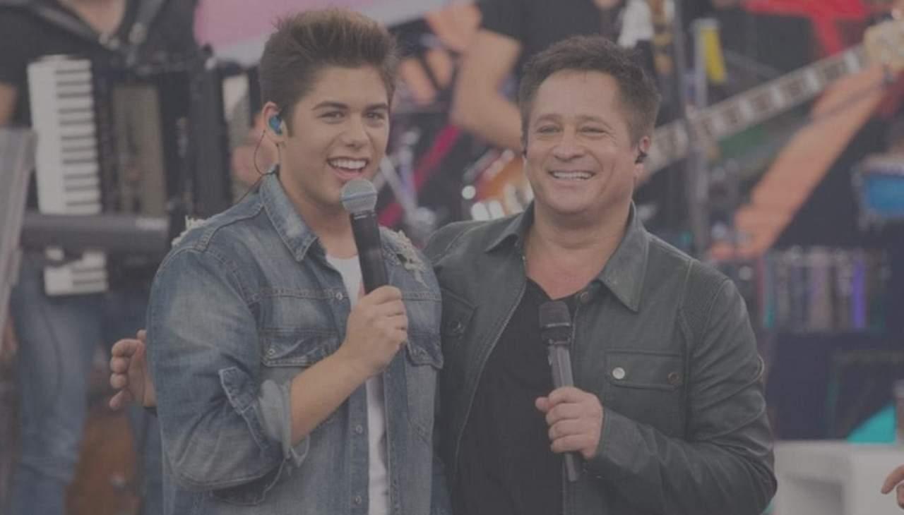 Leonardo e Zé Felipe se apresentam em Goiânia em show beneficente | Foto: Reprodução