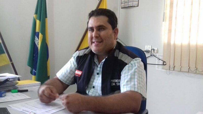 Secretário de Mobilidade e Defesa Social Luziano da Costa Vale | Foto: Reprodução