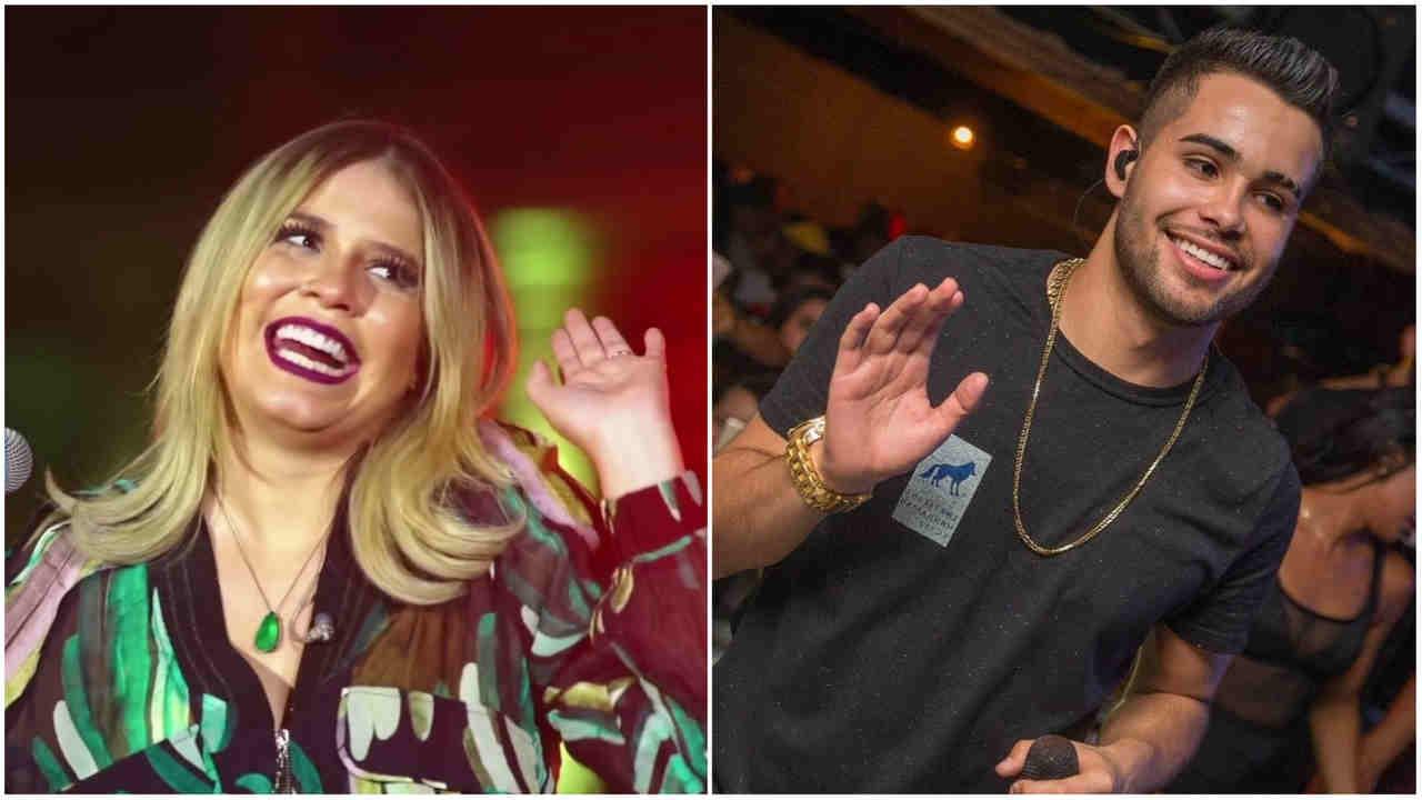 Marília Mendonça e Jerry Smith são as grandes atrações do último festival de música ´do ano em Anápolis | Foto: Reprodução