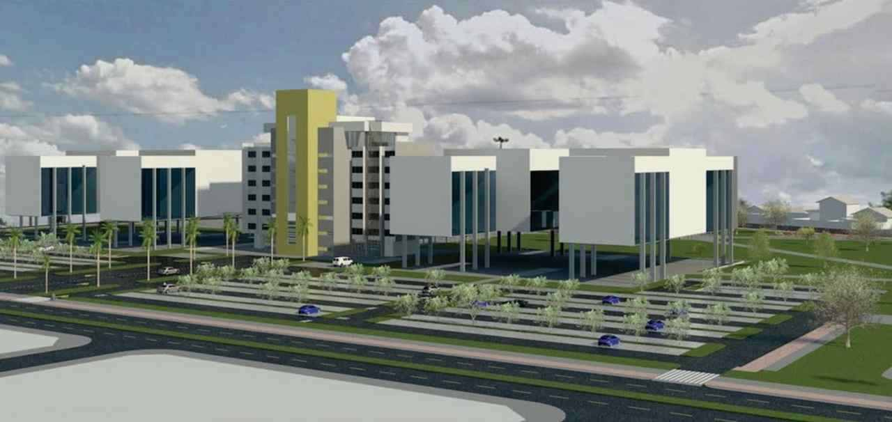 PMAT investirá R$ 40 milhões na reforma de seis secretarias da Prefeitura de Aparecida e várias outras benfeitorias   Foto: Reprodução
