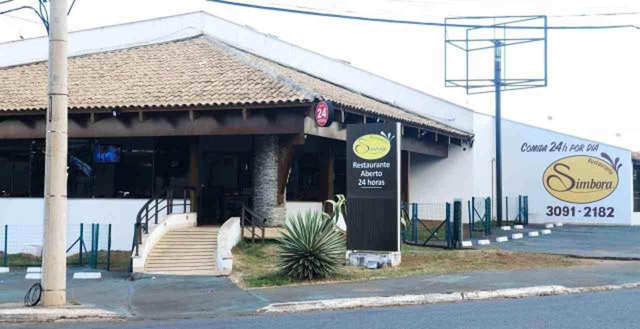Restaurante Simbora 24 horas em Goiânia | Foto: Divulgação
