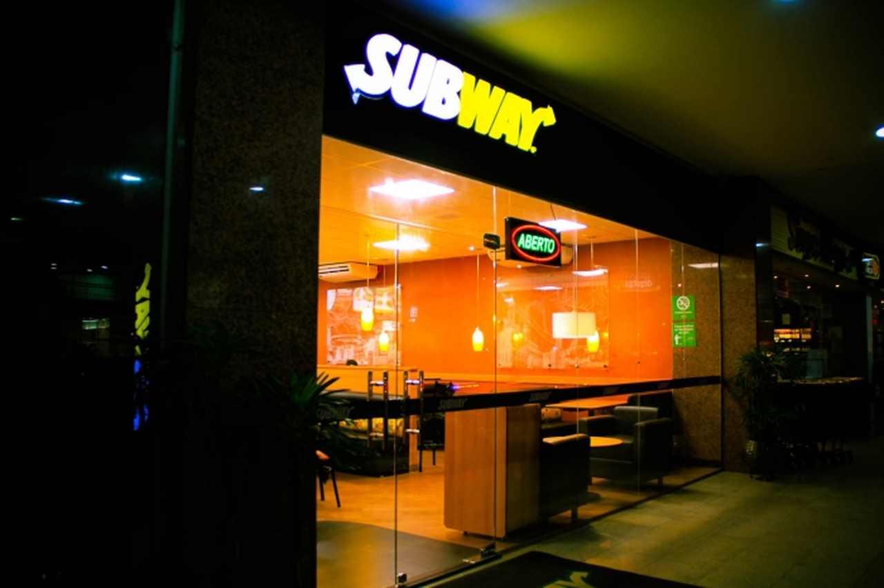Subway 24 horas em Goiânia | Foto: Divulgação