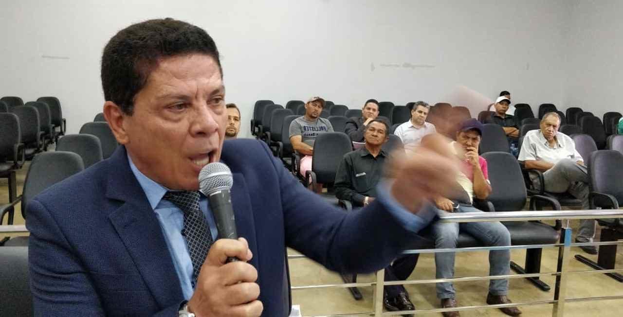 Vereador Nascimento (DEM) denuncia irregularidades nas contas da Câmara de Aparecida   Foto: reprodução