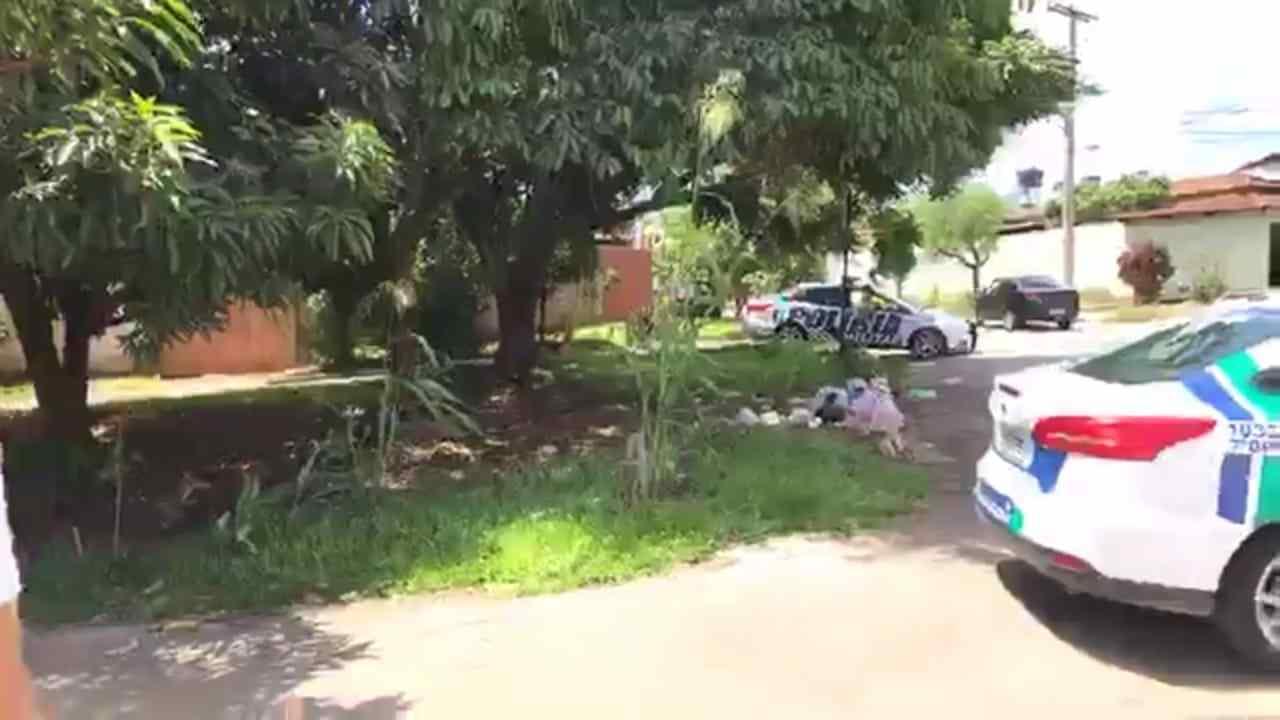 4a5c8a8246a Bebê é encontrado morto em rua do Setor Sudoeste em Goiânia