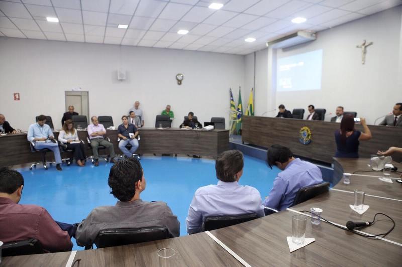 Câmara cobra esclarecimentos de empresa de saneamento de Aparecida   Foto: Divulgação / Câmara