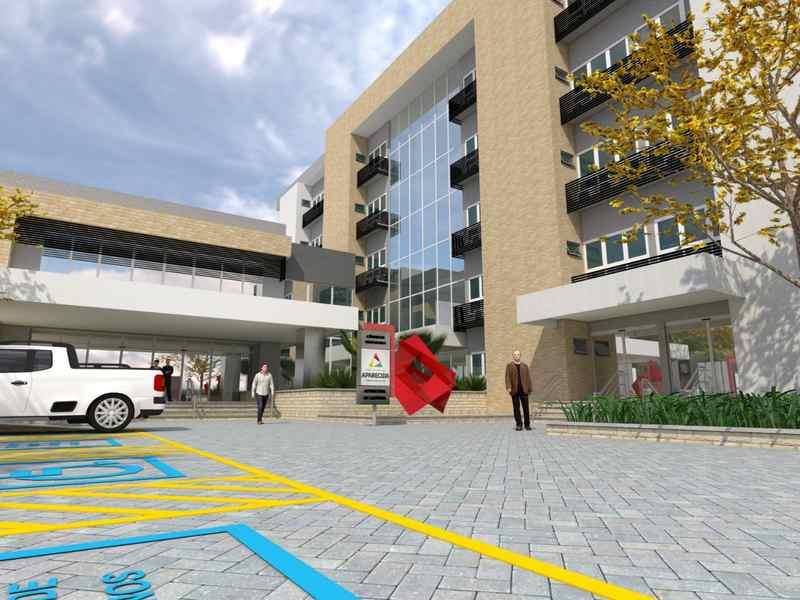 Nova sede da Câmara de Aparecida de Goiânia | Foto: Divulgação