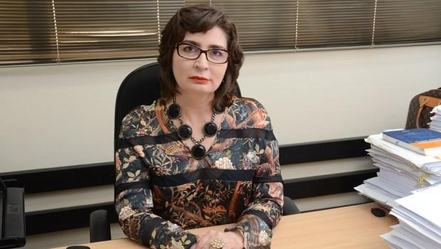 Promotora Leila Maria de Oliveira | Foto: Divulgação / MPGO