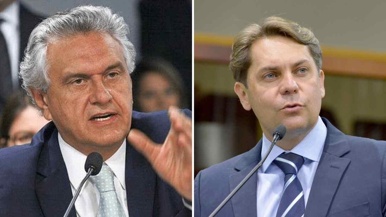 Bruno Peixoto líder Governo Caiado Assembleia Legislativa