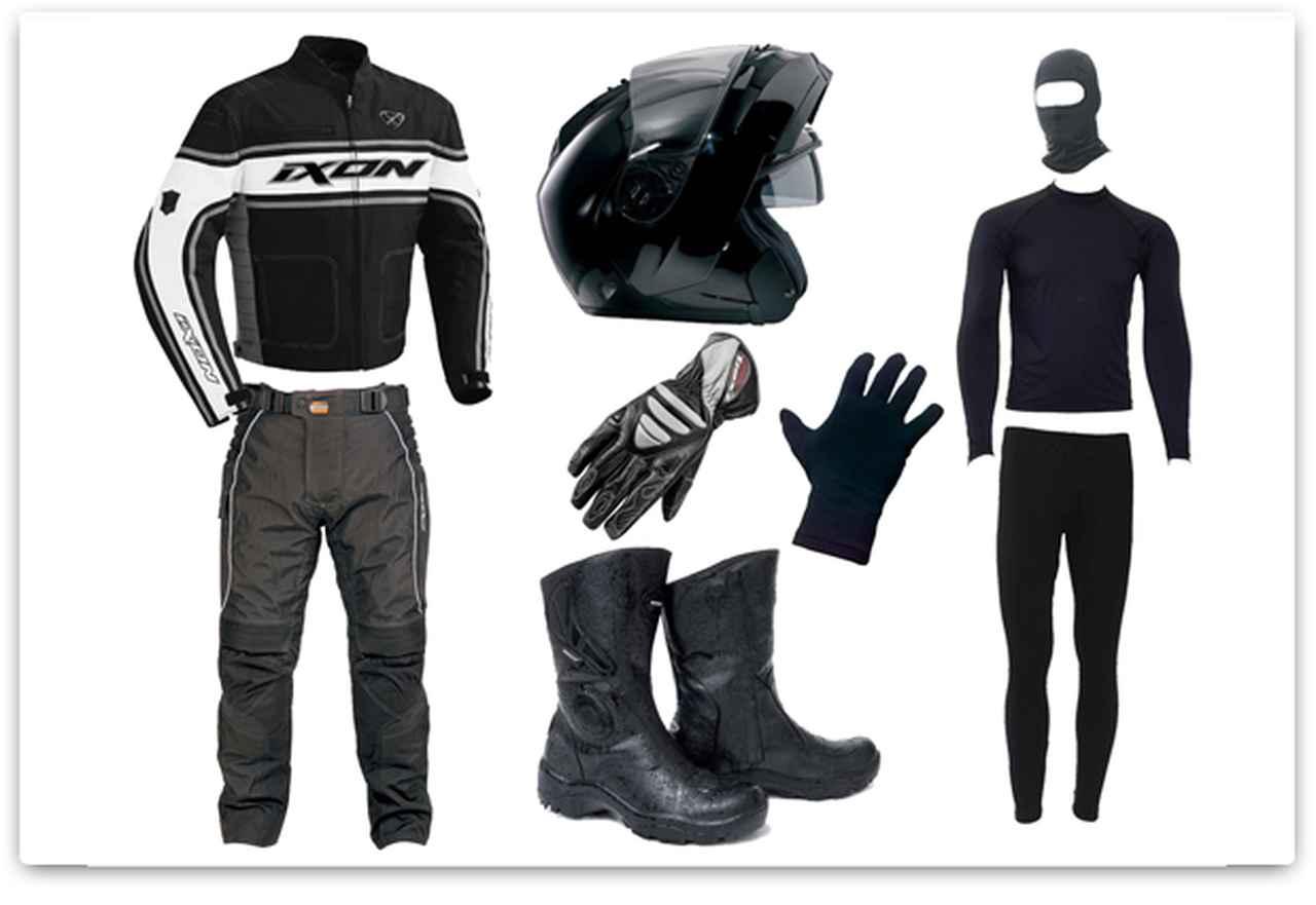 Roupas para moto