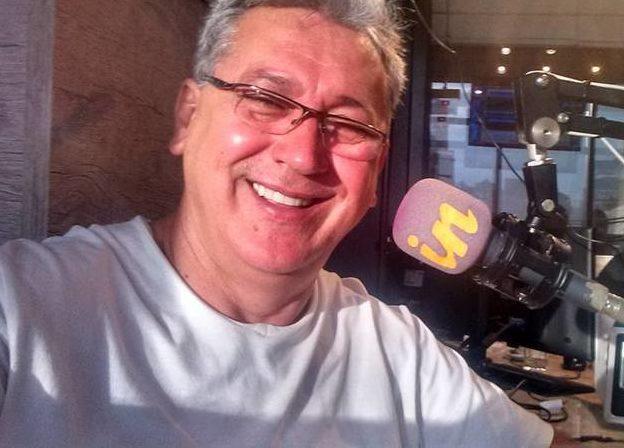 Donizete Santos faz participação no programa 'Falando Sério', na Interativa FM | Foto: Reprodução / Redes Sociais