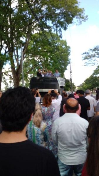 Assembleia foi convocada para debater ações em favor do pagamento da folha salarial de dezembro em Goiás | Foto: Leitor / Whatsapp