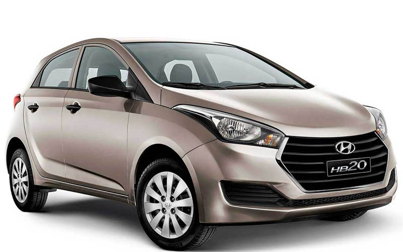 Hyundai HB20 | Foto: Divulgação