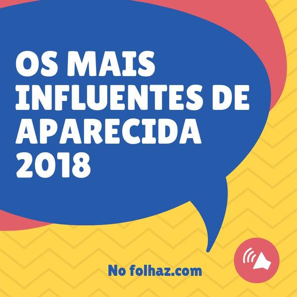 Premiação escolhe as 10 personalidades mais influentes de Aparecida | Foto: Divulgação