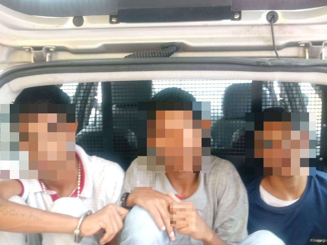 Três menores assaltam Fujioka fazem 14 reféns