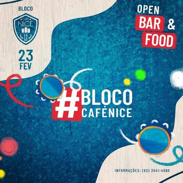 Bloco do Café Nice 2019