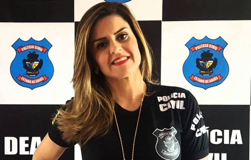 Delegada Cybelle Tristão | Foto: Reprodução