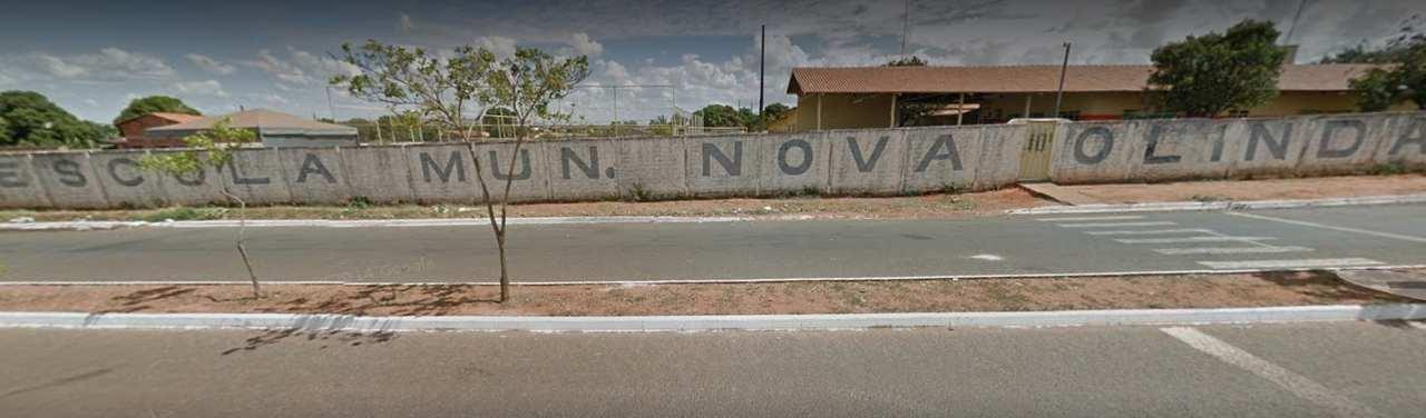 Escola Municipal Nova Olinda Maguito Superfaturamento obras