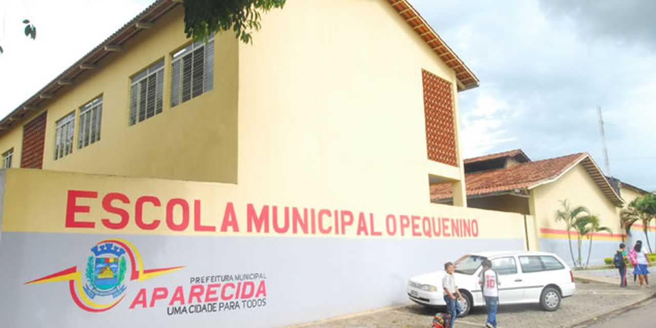 Escola Municipal O Pequenino Maguito superfaturamento obras