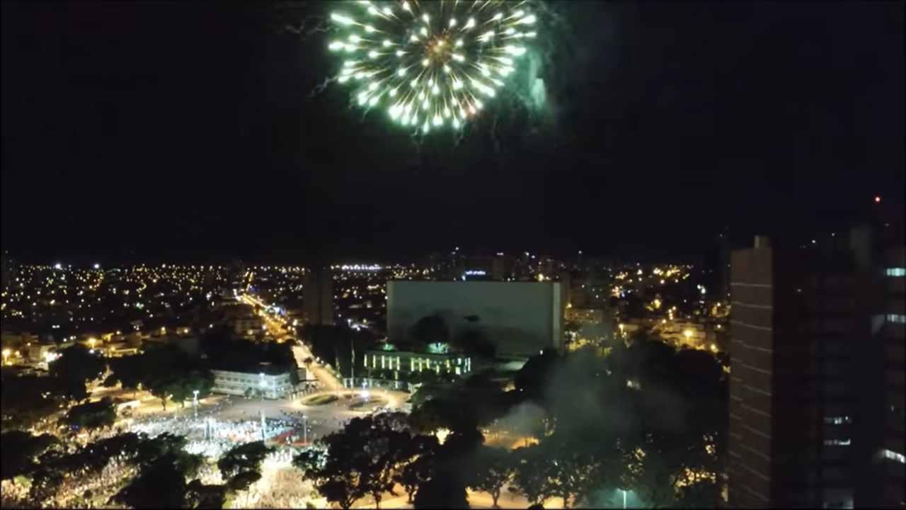 proibido fogos artifício Goiânia