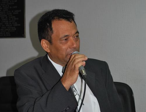 Vereador Helvecino Moura (PT) | Foto: Divulgação / Câmara