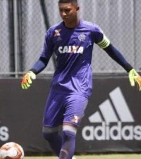 Incêndio CT Flamengo Francisco