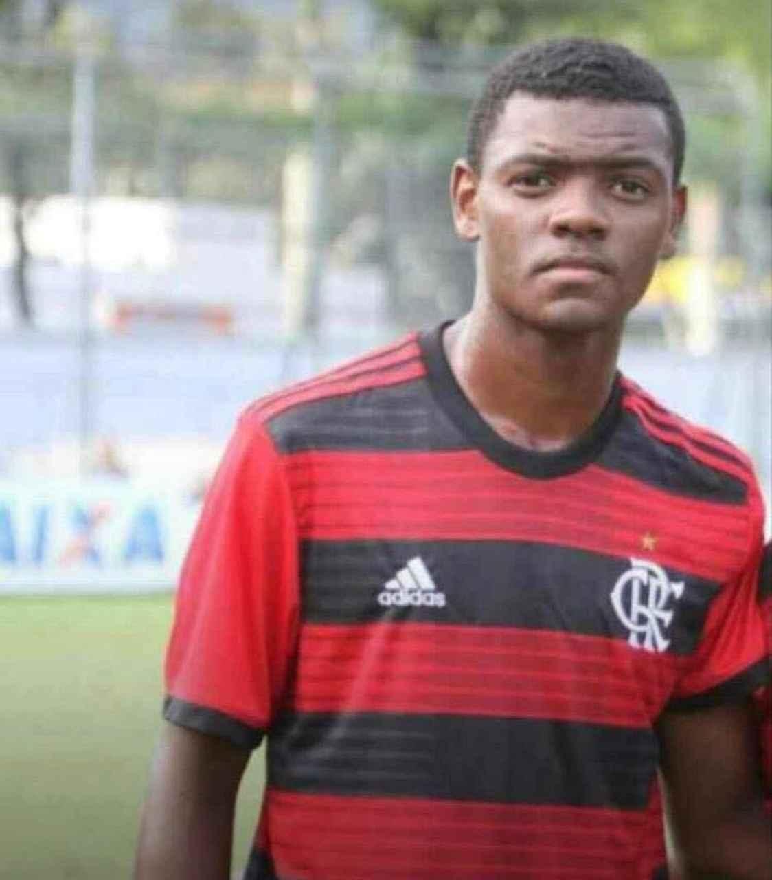 Incêndio CT Flamengo Paulo Henirque