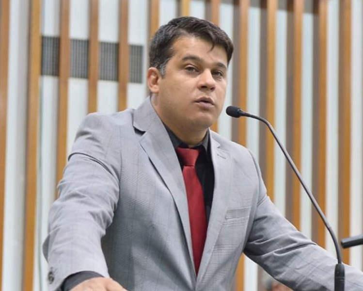 Líder comunitário da Vila Brasília Keldson Fernandes | Foto: Divulgação